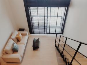 For RentCondoSilom, Saladaeng, Bangrak : 🔥Condo for Rent 🔥 The Lofts Silom •  1BR • Brand new