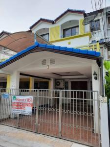 เช่าทาวน์เฮ้าส์/ทาวน์โฮมพระราม 9 เพชรบุรีตัดใหม่ : ทาวน์โฮม 3 ชั้น บ้านกลางเมือง ฺBann Klang Muang พระราม9 ซอย43 ติดเดอะไนน์พระราม9 ขนาด 4ห้องนอน พร้อมอยู่