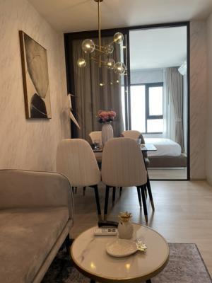 เช่าคอนโดวิทยุ ชิดลม หลังสวน : For rent Condo Life one wireless new room with beautiful decoration 🥰