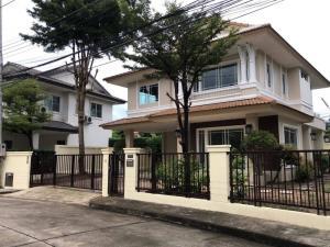 For SaleHouseChiang Mai, Chiang Rai : Cheap house for sale, Siwalee Ratchapruek Chiang Mai, near the city