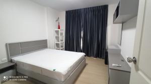 For RentCondoRama9, RCA, Petchaburi : For rent Supalai Veranda Rama 9 1 bed fully furnished + washing machine ready to move in 37.5 sqm, separate kitchen / @ line chuenjit.j