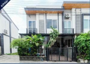 For SaleTownhouseLadprao101, The Mall Bang Kapi : Gusto Phaholyothin 2-storey townhome