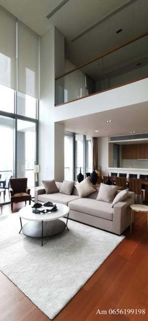 เช่าคอนโดสาทร นราธิวาส : Sukhothai Residence 3bed 3bath 327.66sqm for rent 250,000/mth Call/Line: Am 0656199198 Whatsapp/Wechat: 0849429988