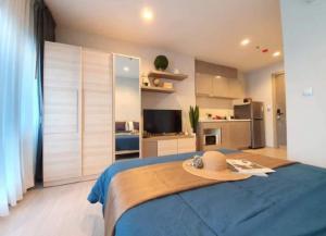For RentCondoRama9, RCA, Petchaburi : ให้เช่า For Rent Life Asoke Rama9 1Bedroom 1 ห้องนอน 26ตรม 13,000 ห้องใหม่สวยเว่อ
