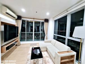 For RentCondoOnnut, Udomsuk : 🔥 Hot !! For rent Rhythm Sukhumvit 50, next to BTS On Nut 45 Sqm. 15th floor, high view room, ready to move in