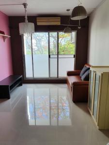 For RentCondoRathburana, Suksawat : 2 bedroom condo for rent at Baan Suan Thon near Bang Mot University, renovated room / @ line chuenjit.j