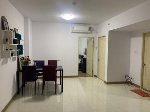 For SaleCondoRattanathibet, Sanambinna : Selling at a loss!! With tenants!! Condo Supalai Park Khae Rai-Ngamwongwan, 2 bedrooms, 1 bathroom, size 65 square meters, only 2.85 million baht!!