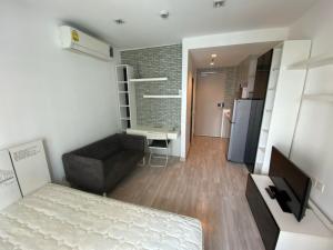 For SaleCondoWongwianyai, Charoennakor : Condo for sale, Ideo Mobi Sathorn, owner, Studio room size 21.18 sqm., 10th floor.