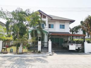 For SaleHouseRangsit, Patumtani : House for sale, 4 bedrooms, 3 bathrooms, 81 square meters, Vista Ville (B), Lam Luk Ka Khlong 3, Pathum Thani.
