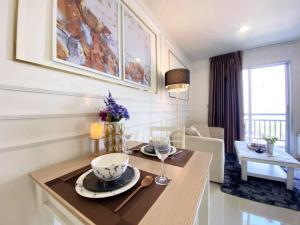 For SaleCondoBang Sue, Wong Sawang : Condo for sale, Rich Park, Bang Son, next to Mrt, Bang hidden, price only 2.19 million baht.