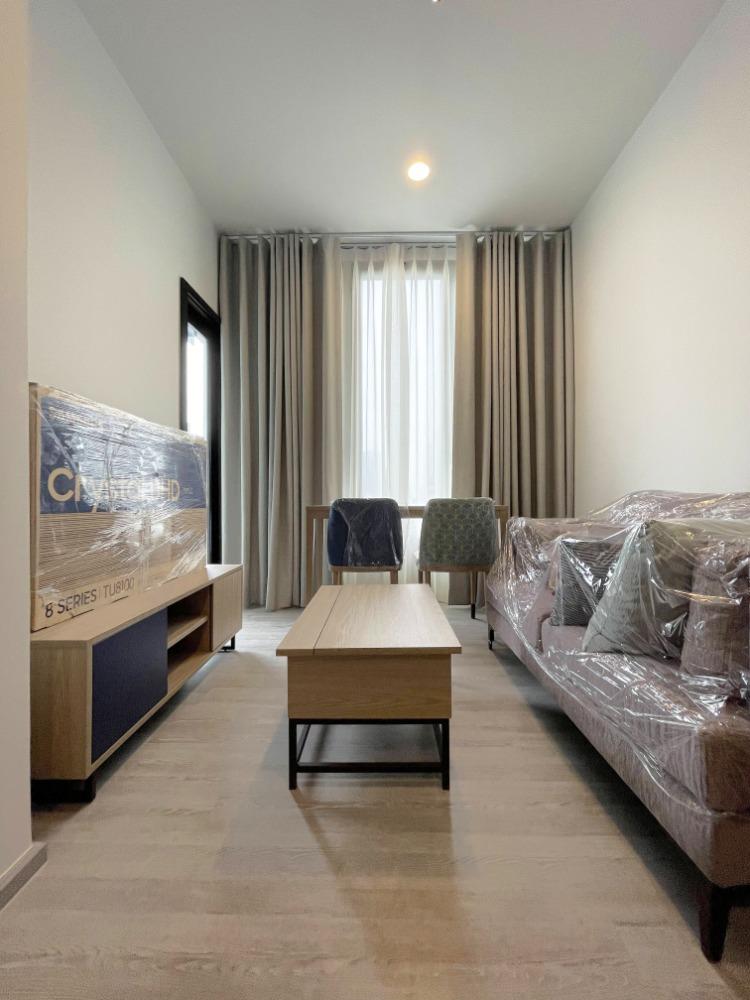 For SaleCondoSukhumvit, Asoke, Thonglor : [Sale with tenant] XT Ekkamai (XT Ekkamai), room number 99, walk-in closet, fully furnished, beautiful room number, in the heart of Ekkamai, with Seven and Community mall