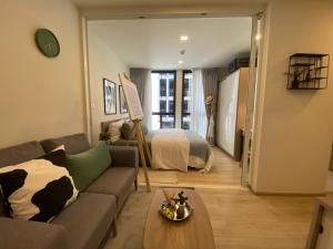 ขายคอนโดอ่อนนุช อุดมสุข : CHAMBERS ON NUT STATION : 1 bedroom ราคาพิเศษห้องหลุดดาวน์ เพียง 3.24 ล้าน