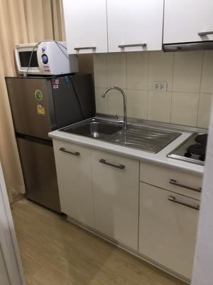 For SaleCondoRatchadapisek, Huaikwang, Suttisan : 1 bedroom condo for sale on 11th floor