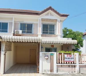 For SaleHouseRathburana, Suksawat : Twin house for sale Sinthavee Green Ville. Pracha Uthit 90-Klong Suan