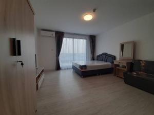 For RentCondoNawamin, Ramindra : Condo for rent Nava Living (in the Indarak market), brand new room, unboxing
