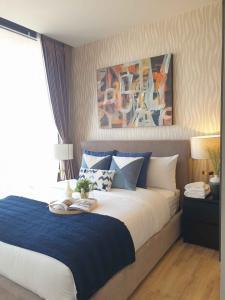 For RentCondoSapankwai,Jatujak : 🔥🔥🔥For Rent THE LINE Jatujak - Mochit ( 1 bedroom 35 sq m) only 15,000- @JST Property.