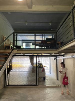 For RentHome OfficeSukhumvit, Asoke, Thonglor : Townhouse for rent, home office, 4 floors  , 3 bedrooms, Sukhumvit 65, BTS Ekamai