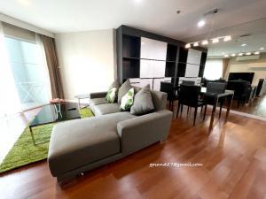 For RentCondoRama9, RCA, Petchaburi : For rent Belle Grand Rama 9 💚(2 bedrooms, 2 bathrooms, pool view)