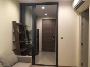 For RentCondoSapankwai,Jatujak : For Rent The Line Phahon - Pradipat ONE bed 34 sq m, high floor @JST Property.