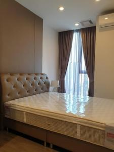 For RentCondoOnnut, Udomsuk : For Rent Whizdom Essence, new room, pool view, BTS Punnawithi, next to Whizdom 101 @JST Property.