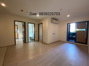 For SaleCondoRatchathewi,Phayathai : Price reduction, quick sale! new room Never lived in Rhythm Rangnam Condo 2B/2B price 10.XX floor next to the big garden You can make an appointment to see the actual room every day.