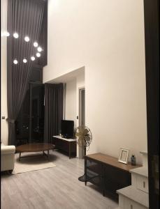 For RentCondoOnnut, Udomsuk : For Rent The Line Sukhumvit 101 Duplex ONE bed @JST Property.