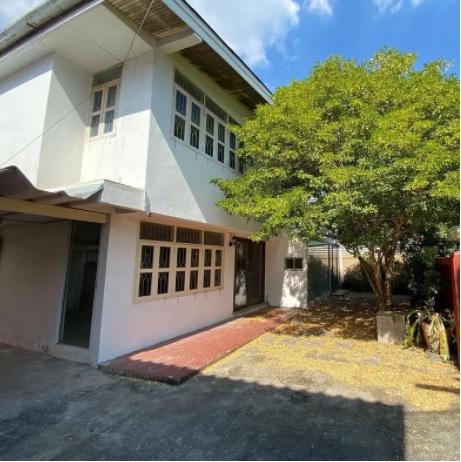 For SaleHouseRamkhamhaeng, Hua Mak : 2 storey detached house for sale, area 56 square meters, Thai Siri Nuea village Town in town