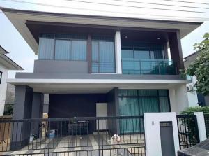 For RentHousePattanakan, Srinakarin : 🏡 38,000.- House for rent at Setthasiri Village, Krungthep Kreetha 🏡