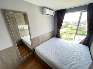 เช่าคอนโดบางนา แบริ่ง : Condo for Rent :  Lumpini Place Bangna Km.3 (ให้เช่า คอนโด ลุมพินี เพลส บางนา กม.3)  (ST-02)