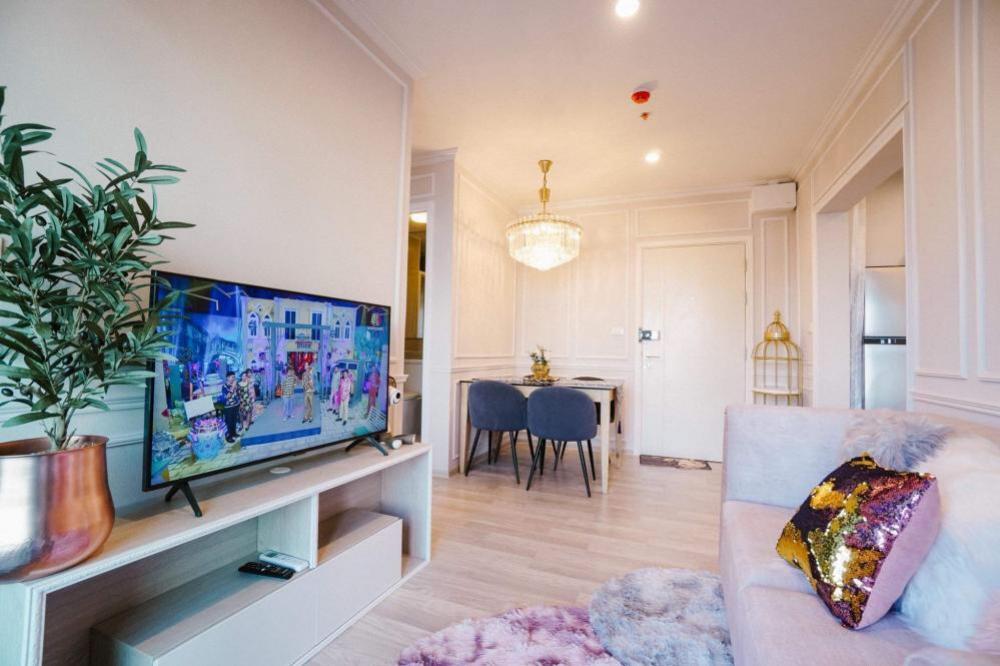 For RentCondoRama9, RCA, Petchaburi : 2 ห้องนอน ให้เช่า The Privacy rama 9  ชั้น 18 วิวสวย