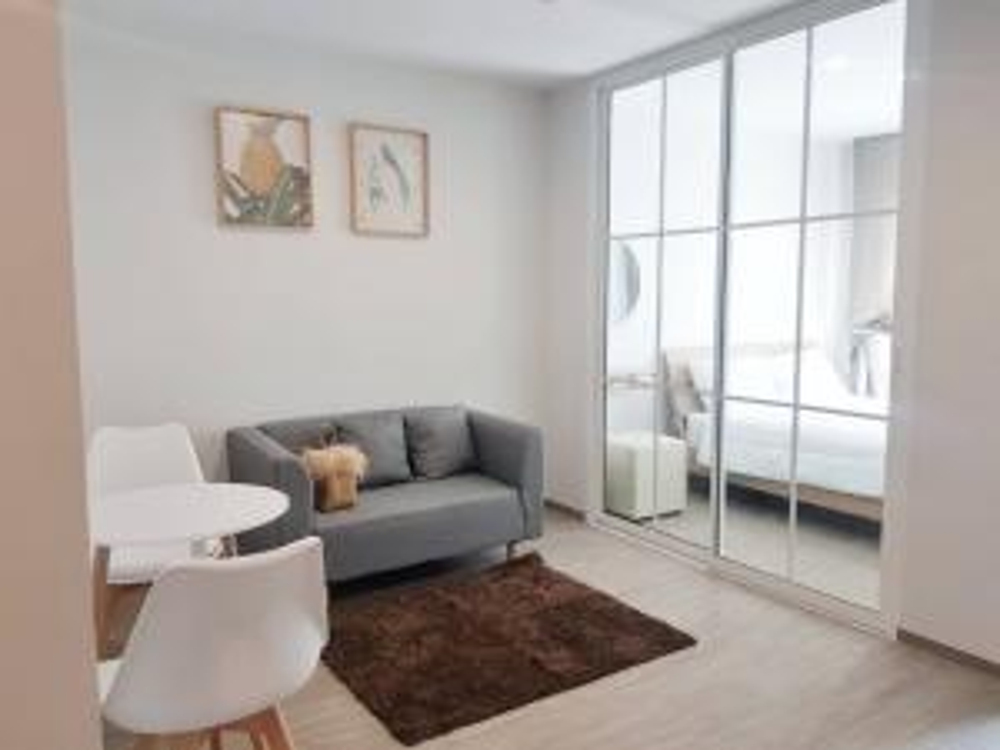 เช่าคอนโดอ่อนนุช อุดมสุข : ว่างต้นเดืิอนกรกฎานี้ค่ะ ให้เช่าห้องใหม่ Regent Home Sukhumvit 97/1  28 ตร.ม. ตึก E ชั้น 5