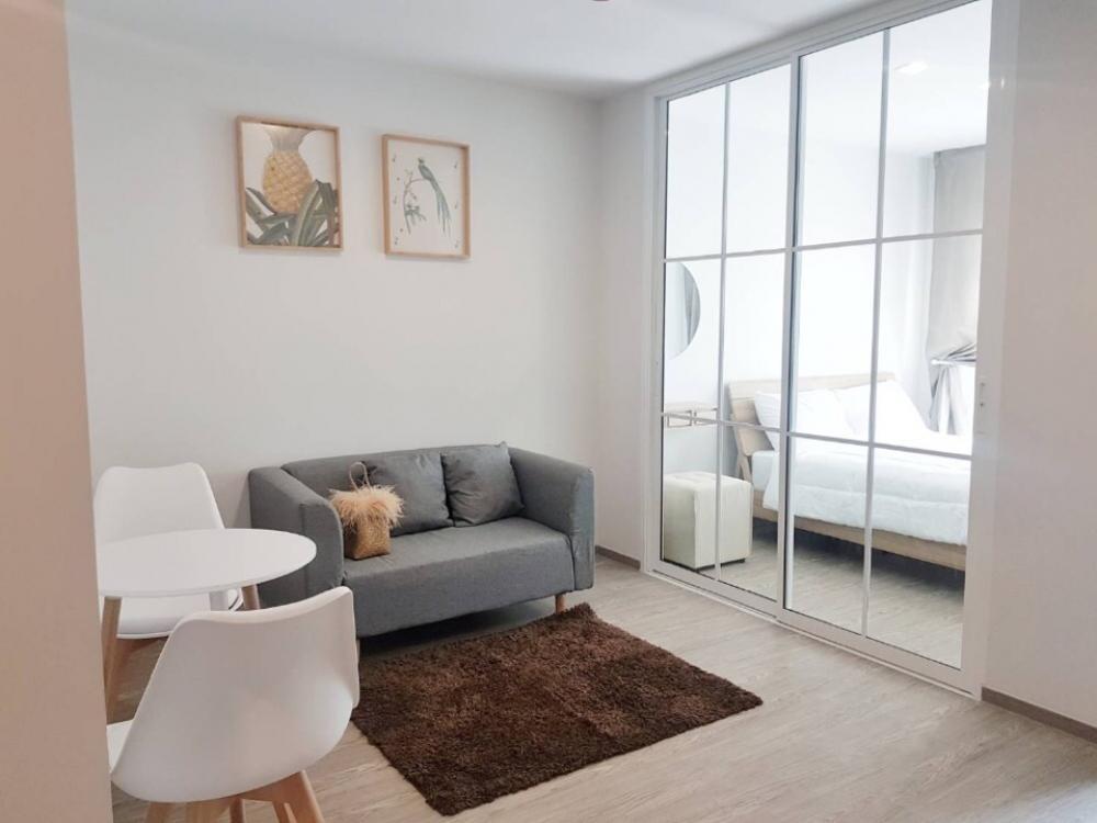 เช่าคอนโดอ่อนนุช อุดมสุข : ให้เช่าห้องใหม่ Regent Home Sukhumvit 97/1  28 ตร.ม. ตึก E ชั้น 5