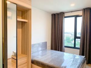 For RentCondoKasetsart, Ratchayothin : Condo for rent: Chewathai Kaset-Nawamin, new room, beautiful, good view