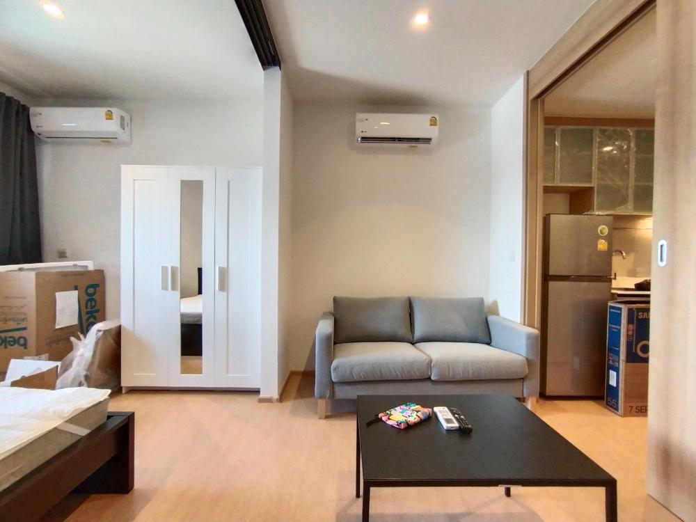For RentCondoLadprao, Central Ladprao : 🔴 Urgent, new room, Maru, Ladprao 15, 1 bedroom, Line ID: 0989393917