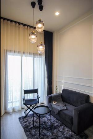 เช่าคอนโดอ่อนนุช อุดมสุข : 🔥🔥🔥For Rent The Line สุขุมวิท 101🏬🏢One Bed แต่งครบ พร้ออยู่‼️ @JST Property.