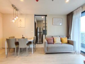 For RentCondoBangna, Lasalle, Bearing : 🌈🌈 North side, 2 bedrooms, 1 bathroom, Ideo o2 Line ID: 0989393917