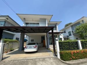 For SaleHouseChengwatana, Muangthong : ขายบ้านเดี่ยว ราคาถูกมาก โครงการ Perfect place แจ้งวัฒนะ 3น/3น้ำ 56.3 ตรว เพียง 5.59 ล้านบาท