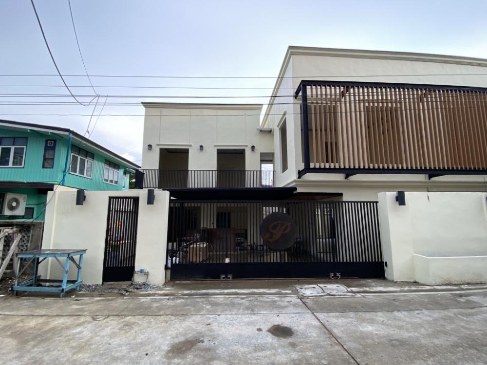 ขายบ้านโชคชัย4 ลาดพร้าว71 : บ้านเดี่ยวใจกลางเมือง ลาดพร้าว47 10.99 💥 ตัดใจขาย อยากซื้อเท่าไรบอกมา ถ้าไหวขาย !!