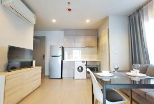 เช่าคอนโดพระราม 9 เพชรบุรีตัดใหม่ : 🔥18000฿/ด🔥Life Asoke Rama 9แบบ 2 ห้องนอน 1 ห้องน้ำ สวยๆ