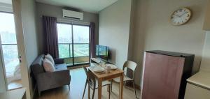 For SaleCondoRama9, New Petchburi, RCA : Beautiful room, high floor, best price 🔥 LUMPINI SUITE PHETCHABURI - MAKKASAN / 1 BEDROOM (FOR SALE), Lumpini Suite Phetchaburi-Makkasan / 1 bedroom (for sale) SKY044