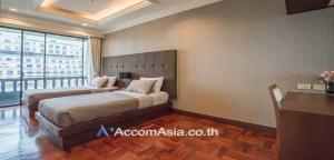 For RentCondoWitthayu,Ploenchit  ,Langsuan : Residence of Bangkok Apartment 4 Bedroom For Rent BTS Ploenchit in Ploenchit Bangkok ( AA15648 )