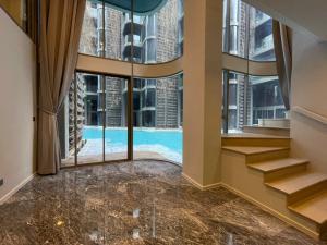 ขายคอนโดสุขุมวิท อโศก ทองหล่อ : ขาย ห้อง Duplex 3 ห้องนอน Pool Access Ashton Residence 41 สนใจนัดเข้าชมโครงการ ติดต่อเฟินได้เลยค่า โทร.062-339-3663