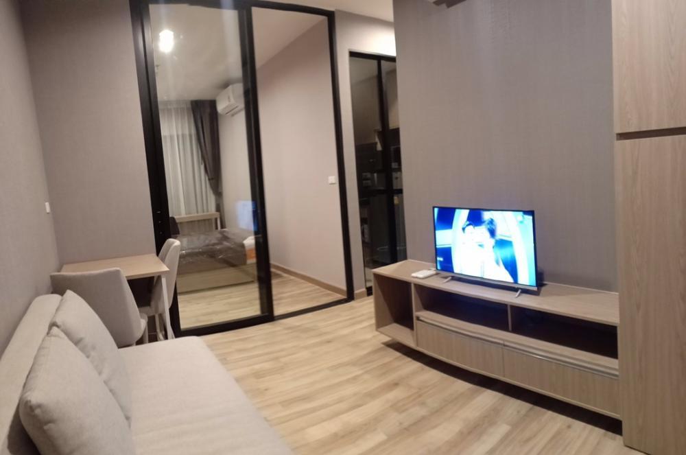 For RentCondoBangna, Lasalle, Bearing : For rent Niche Mono Sukhumvit-Bearing, only 250 meters from bts Bearing, 1 bedroom, 31st floor.