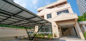 For RentHouseNana, North Nana,Sukhumvit13, Soi Nana : Home Office   House 3+2 Bedroom For Rent BTS Nana in Sukhumvit Bangkok ( 5001701 )