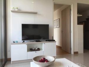 เช่าคอนโดสุขุมวิท อโศก ทองหล่อ : ให้เช่าคอนโด Downtown 49  Sukhumvit 49  1 bed 1 bath 45 ตารางเมตร ราคาเพียง 26k corner room Pet Friendly
