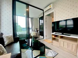 For RentCondoKasetsart, Ratchayothin : For rent CIELA Sripatum (Ciela Sripatum), beautiful room, corner room, new room #PP4863