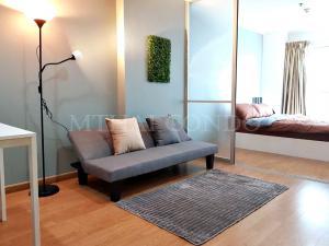 For RentCondoRatchadapisek, Huaikwang, Suttisan : 🔥 Cheapest !! For rent U Delight @ Huai Khwang Station, near MRT Huai Khwang, 33 sqm., fully furnished and ready to move in