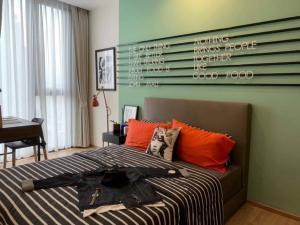เช่าคอนโดสะพานควาย จตุจักร : 🔥🔥🔥For Rent The Line Phahon – Pradipat🏬 One Bed ขนาด 34 ตร.ม @JST Property.