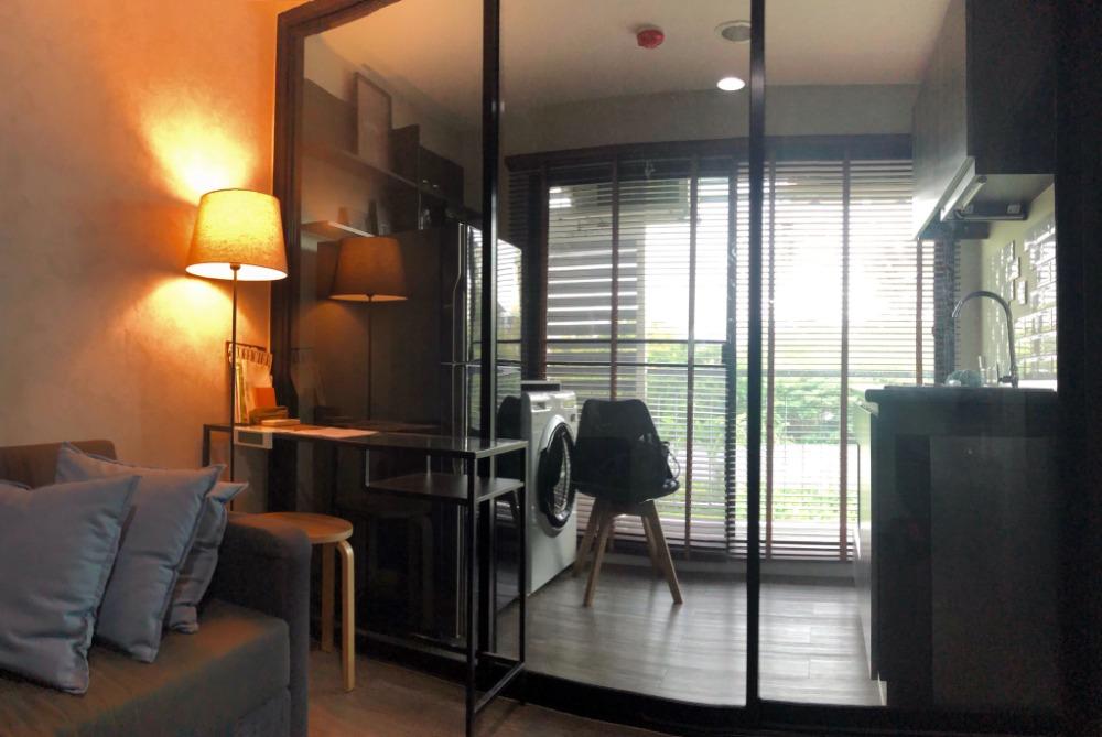 For RentCondoBangna, Lasalle, Bearing : For rent Villa Lasalle Sukhumvit 105 (Villa Lasalle Sukhumvit 105) corner room, open view, no building block.