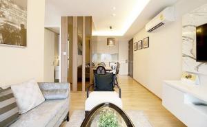 เช่าคอนโดสุขุมวิท อโศก ทองหล่อ : ให้เช่าคอนโด H Sukhumvit 43 ขนาด 62 Sq.m 2 bed 2 bath ราคาเพียง 39000 เท่านั้นน !!
